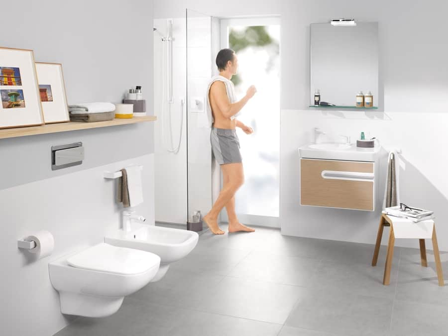 view in gallery customizable bathroom furniture joyce by villeroy and boch - Bathroom Designs Villeroy And Boch