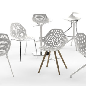 "Customizable Chairs by Donati: The ""develop your chair"" project"