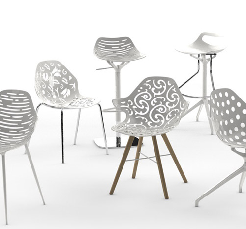 customizable chairs donati 1 Customizable Chairs by Donati: The develop your chair project