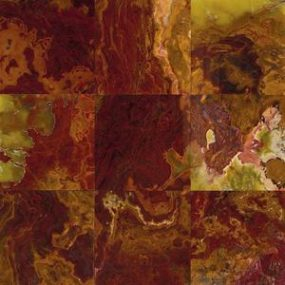 Red Onyx tile from Dal Tile – the most beautiful natural stone tile