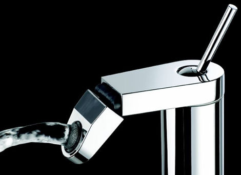 damixa bathroom faucet Bathroom Faucet from Damixa   new Profile faucet   no tools required!