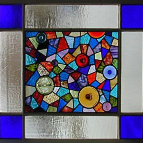The Daniel Maher Stained Glass