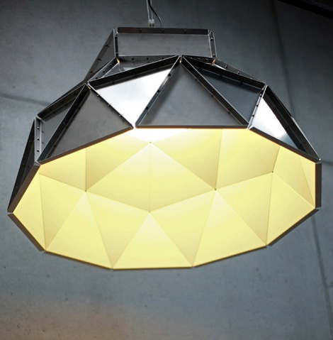 dark suspension lamp apollo Industrial Lamp Shades   ultra contemporary ceiling shade by Dark
