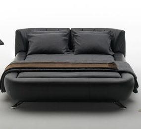 Modern Leather Beds – headboard design ideas by de Sede
