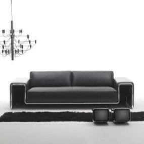 New de Sede DS-180 steel frame furniture collection – retro modern
