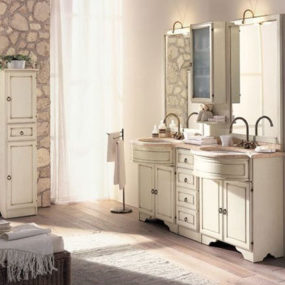 Venezia Bathroom Vanity from De Zotti