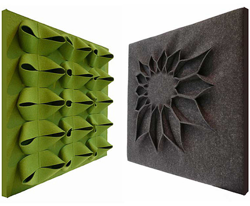 decorative acoustic wall panels anne kyyro quinn 1 Decorative Acoustic Wall Panels by Anne Kyyro Quinn