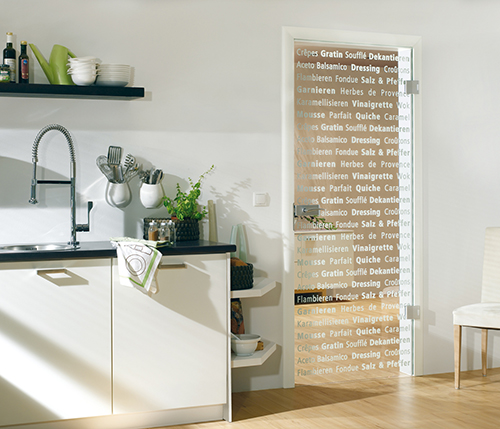 Decorative glass door for kitchen or dining room by bartels decorative glass door bartels culinaria 2 decorative glass door for kitchen or dining room by bartels planetlyrics Images