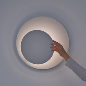 Decorative Wall Lamp – mood creating lamps Guau by Arturo Alvarez