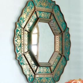 Decorative Mirror by Horchow