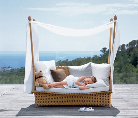Outdoor furniture from dedon daydream furniture for Dedon outdoor furniture
