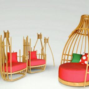 Eco Friendly Outdoor Furniture by Deesawat – Bottle