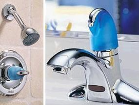 eFlow faucet from Delta – electronic sensor plus nice design