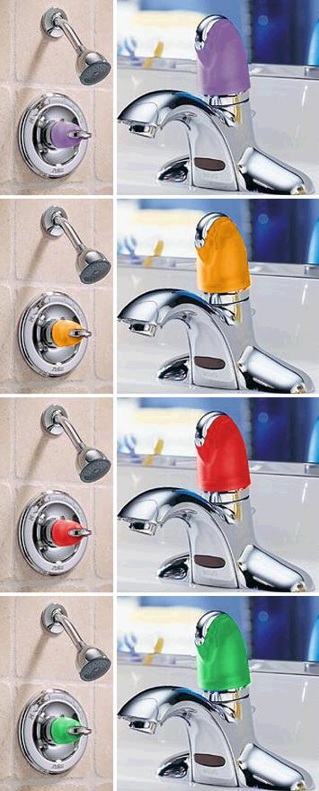delta eflow faucet colors eFlow faucet from Delta   electronic sensor plus nice design
