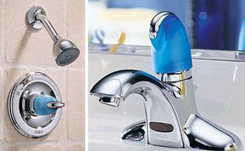delta eflow faucet eFlow faucet from Delta   electronic sensor plus nice design