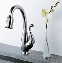 Delta Faucet's Floriano Kitchen Faucet – New Brizo series