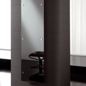 Decor Radiator from Deltacalor – Image Line is also a mirror