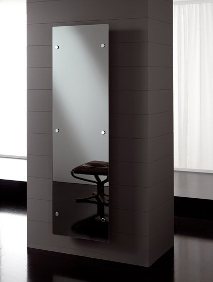 deltacalor radiator image line 3 Decor Radiator from Deltacalor   Image Line is also a mirror