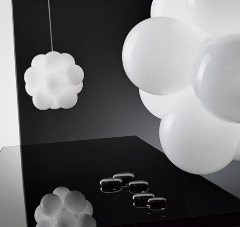 demajo lamp babol 1 New Lighting Fixtures by deMajo   Babol lighting series
