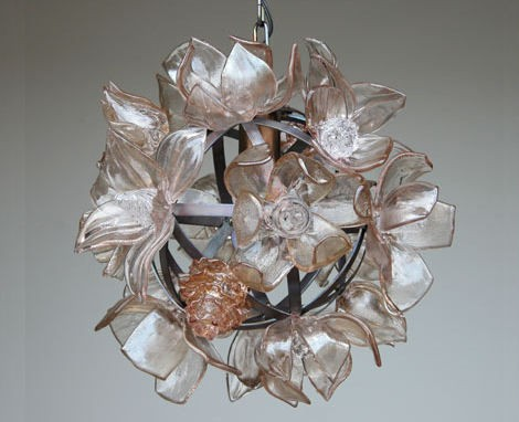 design bronze chandelier elizabeth lyons glass