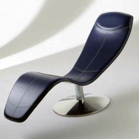 Surf Chaise Lounge from Design Centro Italia – Simple Design That Will Fit Anywhere