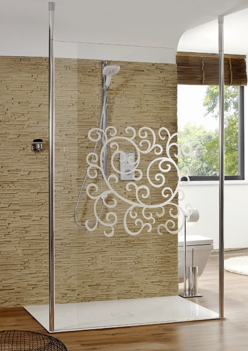 design shower enclosures hueppe 2 Design Shower Enclosure   glass enclosures Studio Paris by Hueppe
