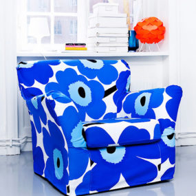 Designer Fabric Slipcovers by Bemz