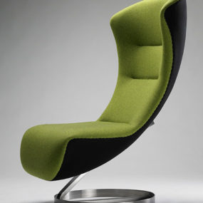 Designer Lounge Chairs – Oversized Lounge Chair by Nico Klaeber