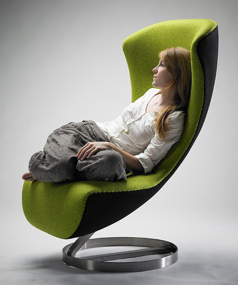 designer lounge chairs oversized nico klaeber 2 Designer Lounge Chairs   Oversized Lounge Chair by Nico Klaeber