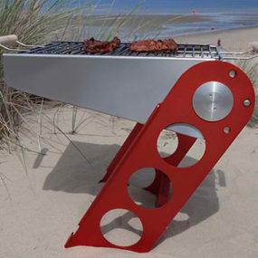 Designer Portable Grill by Reizform
