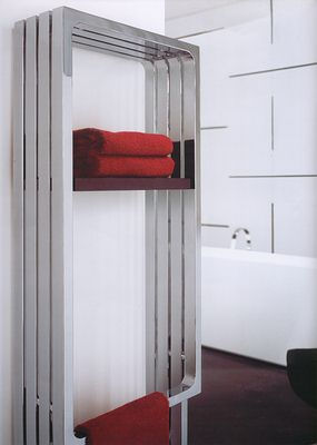 designer radiators monte carlo heated towel rails Towel Warmer from Monte Carlo   Heated Towel Rails