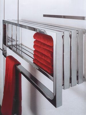 designer radiators monte carlo towel warmer Towel Warmer from Monte Carlo   Heated Towel Rails