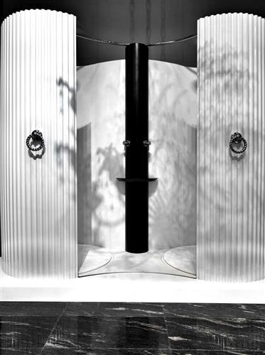 designer shower enclosures ipe cavali 1 Designer Shower Enclosures by Ipe Cavali   Visionnaire