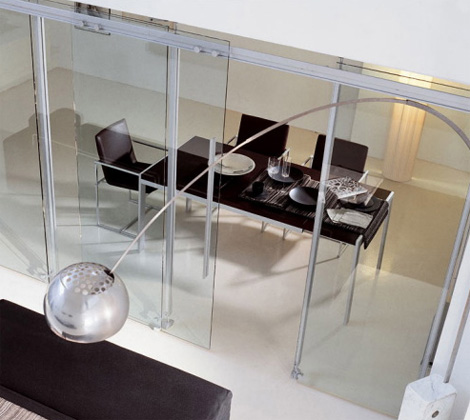 designer sliding doors Glass Sliding Door from Albed   Interior Sliding Doors