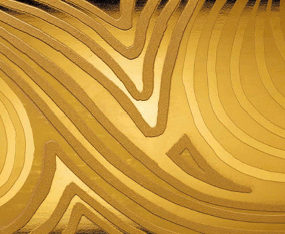 Luxury Tiles by DesignTaleStudio – 24-karat Gold & Platinum tiles