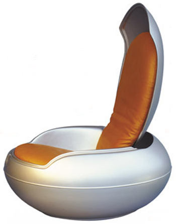 designshop uk outdoor egg chair Outdoor Egg Chair by Peter Ghyczy   waterproof chair for outdoors