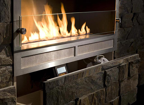 Digifire Architectural Fireplaces No Chimney Ribbon Fire 2 Architectural  Fireplaces No Chimney Ethanol Fireplace Ribbon Fire