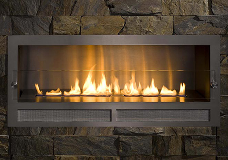 Digifire Architectural Fireplaces No Chimney Ribbon Fire 4.