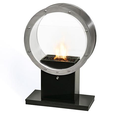 digifire pedestal fireplaces smokeless orbiter 2 Pedestal Fireplace   smokeless eco friendly fireplaces Orbiter by Digifire