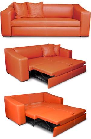 sofa bed by dileto u2013 the perfect convertible sofa