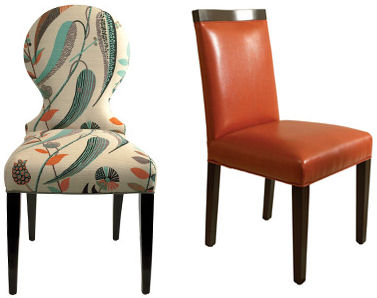 Contemporary Dining Chairs From The Dining Chair Company