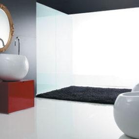 Modern Bathroom Ceramics from Disegno Ceramica – the Sfera