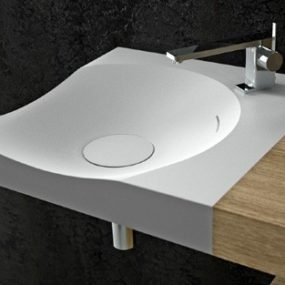 Corian Bathroom Suite – Antelope Collection by DNA+ (Dna-Plus)