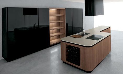 Free modern kitchen from doimo cucine u new sidney kitchen - Doimo cucine spa ...