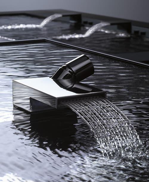 dornbracht deque faucet unusual modernist design 2 Dornbracht Deque Faucet   Unusual Modernist Design
