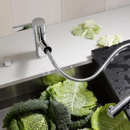 Dornbracht Eno New Stylish Kitchen Faucet W Extensible