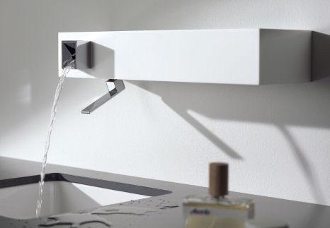 dornbracht iam wall mount single lever basin mixer Dornbracht Elemental Spa   the ritual bathroom