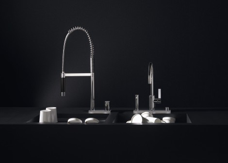 Dornbracht Kitchen Zones Cleaning Set Dornbracht Kitchen Zones New Concept  Of Space From Dornbracht