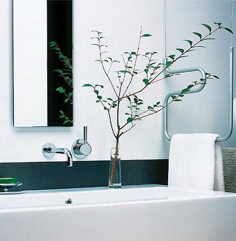 dornbracht meta 02 wall mounted single lever washbasin mixer Dornbracht Meta.02 Wall mounted single lever washbasin mixer