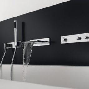 Dornbracht Symetrics – new modular bathroom faucets system